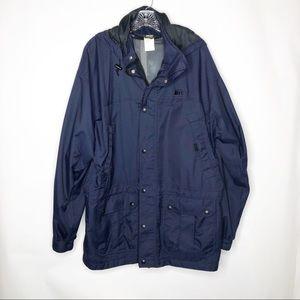 REI Elements Rain Jacket size Large